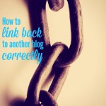 How to Link to Another Blog