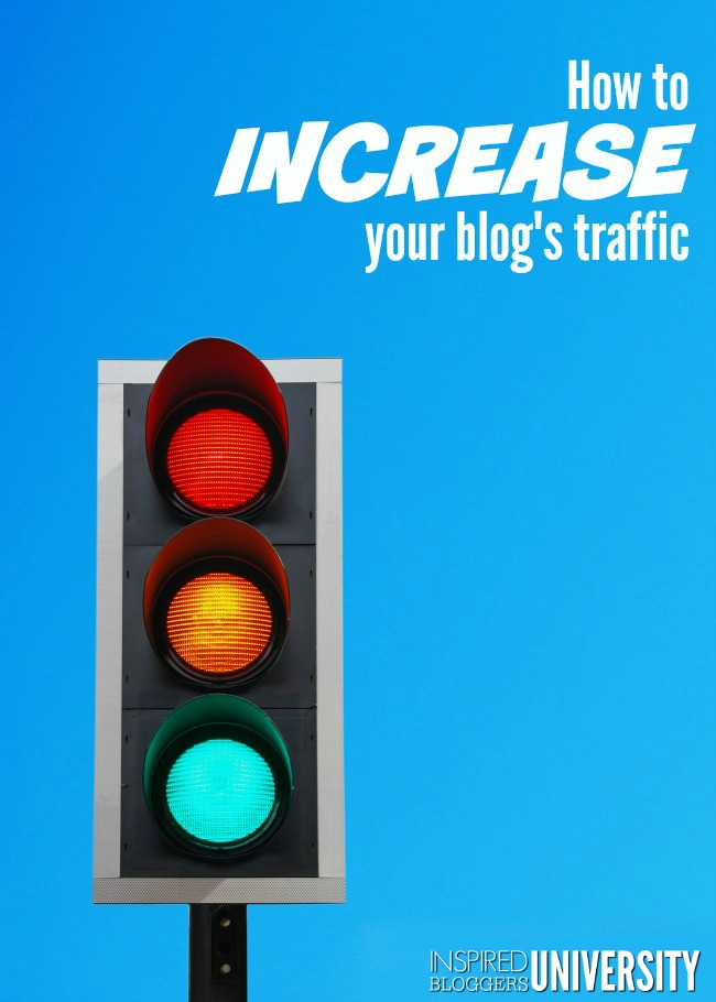 Simple but GREAT tips to increase blog traffic. Includes a free daily promotion checklist.