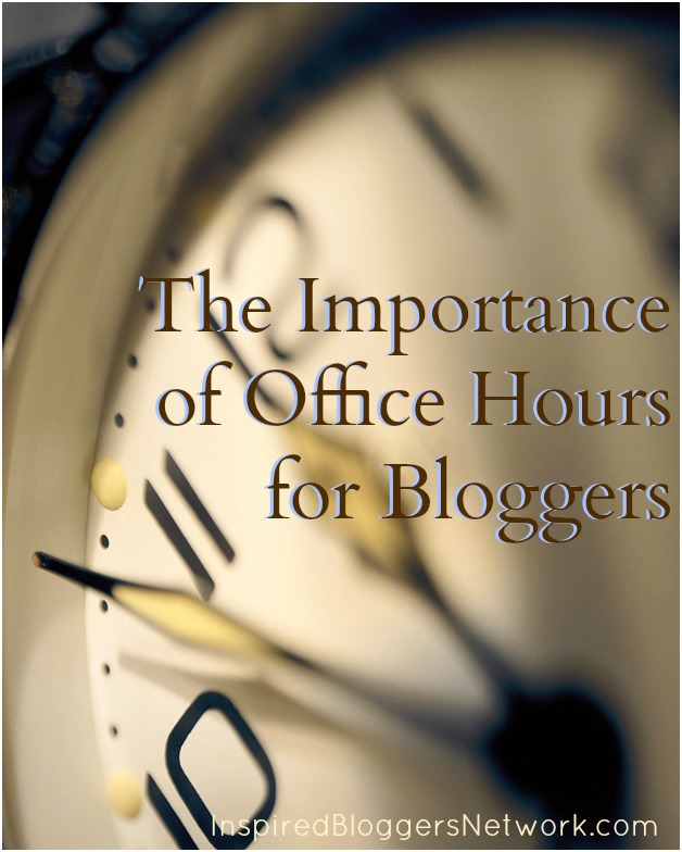 time management advice for bloggers