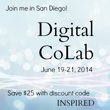 Save on your ticket for Digital Colab with discount code.