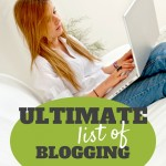 The Ultimate List of Blog Conferences