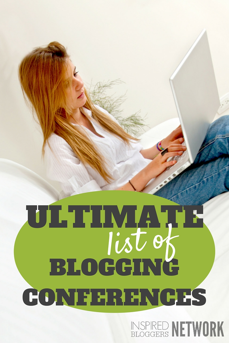 Don't blog alone. Looking for ways to grow your blog? Want to make money blogging? Attend a blogging conference. The more you learn, the more money you will make.