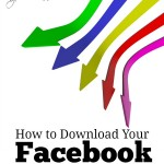 How to Download Your Facebook Page Status Updates Archive