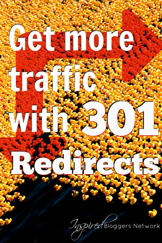 Harness more traffic and make life easier by setting up 301 redirects