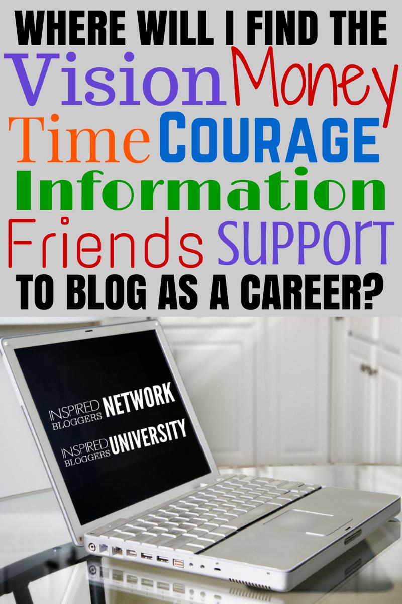 online blogging classes community
