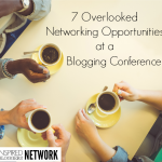 Networking: The Overlooked Benefits of Blogging Conferences