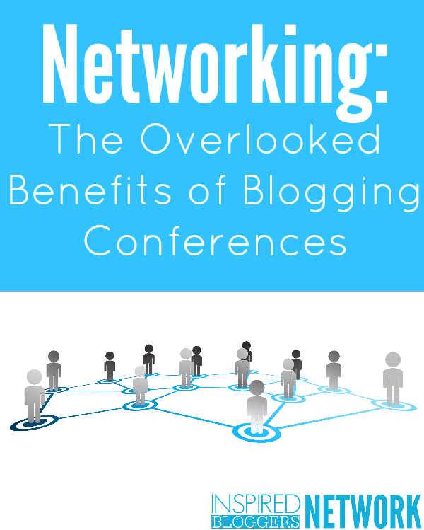 Networking is often overlooked when weighing out the benefits of blogging conferences. Here are 7 tips to help! www.InspiredBloggersNetwork.com