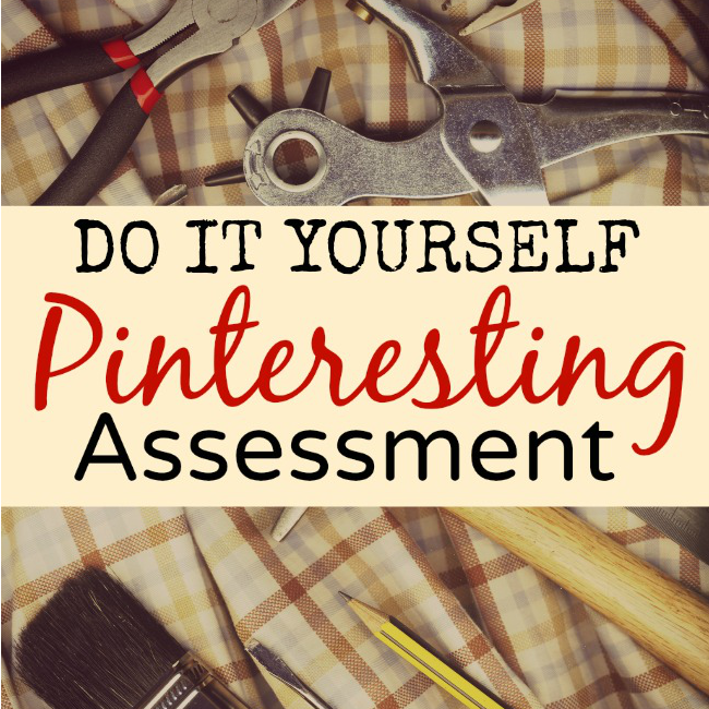 Are you Pinteresting? Audit your blog and Pinterest account using this step by step assessment.