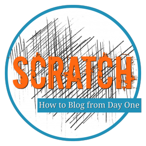 scratch how to blog from day one