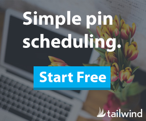 Get a grip on your Pinterest account with simple Pinterest scheduling and in-depth analytics. Use Tailwind!