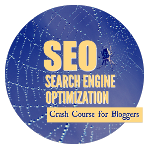 SEO crash course for Bloggers