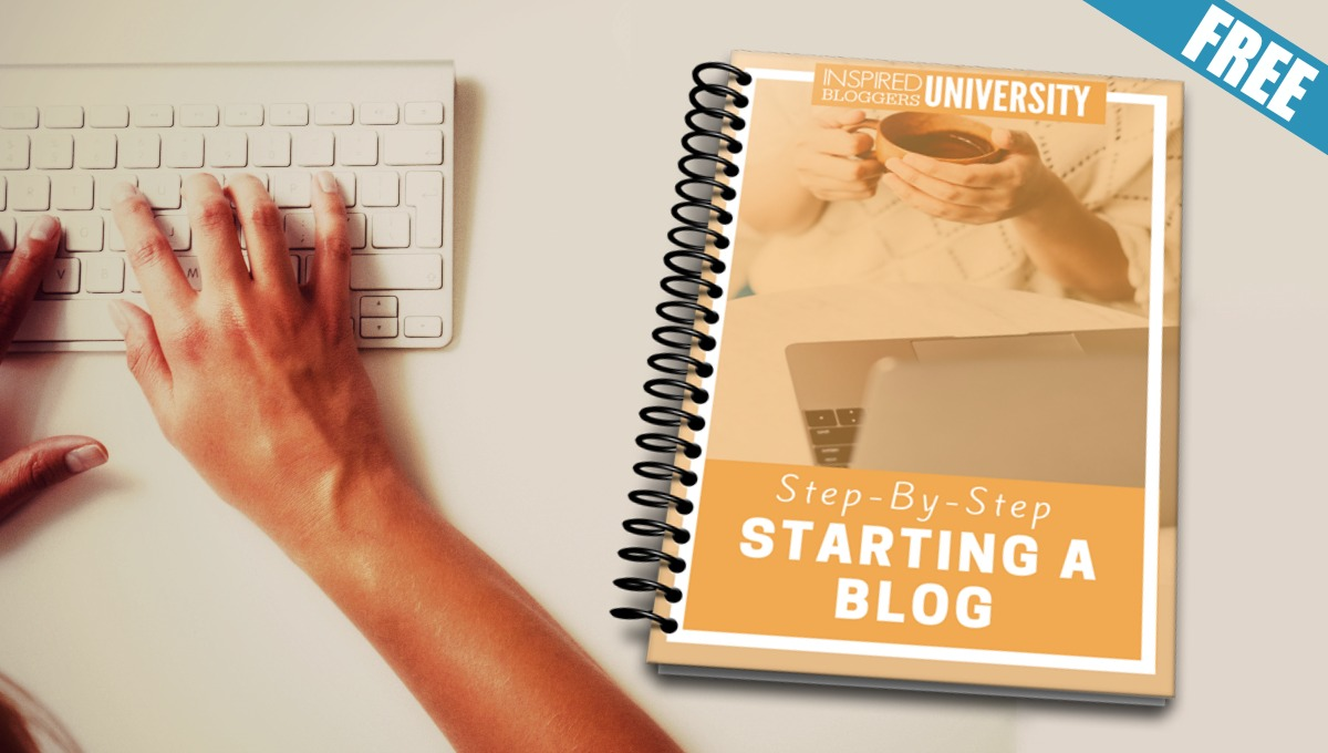 You can start a blog! This step-by-step guide makes starting a blog look easy... because it is. Build the necessary foundation and create a blog with income potential.