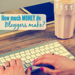 How Much Money Do Bloggers Make?