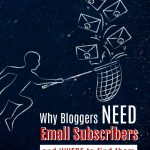 Why Bloggers Need an Email Marketing Strategy (and where to find email subscribers)